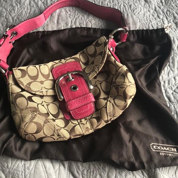 Coach Handbags - Coach bag Soho
